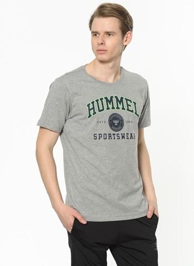 Hummel Tişört Gri